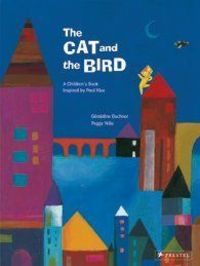 April 2012 release: The Cat and the Bird. Inspired by Paul Klee.