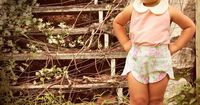 cute kids clothes | Cute Vintage-Inspired Kids' Clothes Collection By Lacey Lane ...
