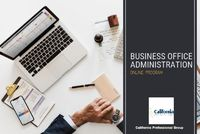 Our students are placed in Business Office Administration in CA with higher salaries and have opportunities for rapid promotions to positions of greater responsibility and management etc. https://bit.ly/2SJapBz