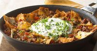"""Enjoy the savory deliciousness of a beef burrito with the simplicity of a skillet dish�€""""and do it in 30 minutes or less!"""