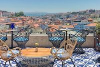Head to the best rooftop bars in Lisbon, from Park for views of the Bairro Alto district and beyond to Sunset Parties at Hotel Mundial in Baixa Pombalina
