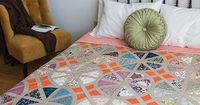 """Modern Roots�€""""Today's Quilts from Yesterday's Inspiration: 12 Projects Inspired by Patchwork from 1840 to 1970 by Bill Volckening"""