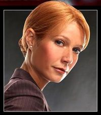 Gwyenth Paltrow as Pepper Potts, pinned from http://kikay.exchange.ph/2008/05/12/pepper-potts