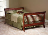 �€œThe Manhattan�€ Wood Baby Crib