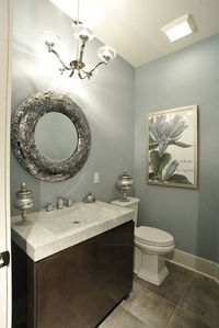 """Sherwin Williams """"Meditative"""" this is the exact color I want to paint my bedroom."""