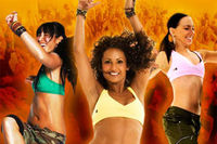 Zumba Dance Experience for One PZUMB1 Step up work out join the party and have fun with a Zumbareg; Dance experience for one. Zumbareg; is the new dance fitness craze to hit the circuit and is an exhilarating effective easy-to-follow La http://www.compare...