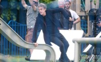 The Oncoming Storm has taken on Daleks, Cybermen now in Series 9, The Playground haha #DoctorWho #Series9 #dwsr