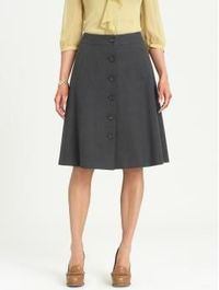 I think this is the grey skirt I've been seeking...