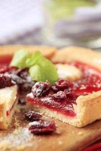 Easy Gluten Free Shortbread Crust Recipe | Simply Shari's Gluten Free Recipes: http://www.simplysharis.com/2013/11/25/easy-gluten-free-shortbread-crust-recipe/ #glutenfree