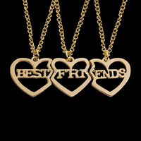Bff Best Friends 3 Piece Necklaces Anniversary Gift https://www.gullei.com/bff-best-friends-3-piece-necklaces-anniversary-gift.html