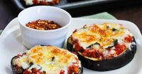 Five easy and delicious clean eating eggplant recipes that aren't eggplant parm.