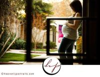 frame within a frame maternity