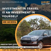 Book today the most luxurious cars on rent from the best Car Rental service provider in Delhi for local and outstation tours at the most affordable prices.