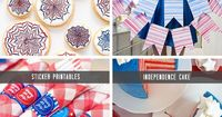 Party ideas for the 4th of July // FOXINTHEPINE.COM