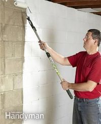 Finishing a basement is a perfect DIY project. For a fraction of the cost of an addition, you can convert basement space to valuable living space. Advances in w