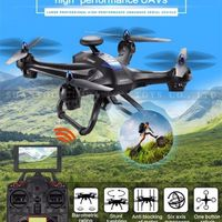 Global Drone X183 Professional Altitude Hold Helicopter Wifi FPV RC Quadrocopter with Camera HD 1080P 4K Drones VS MJX Bugs 3 X8 BK 4K Camera