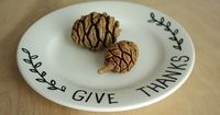 Give Thanks Plate DIY