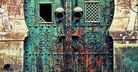 Who doesn't love a beautiful front entry door? Amazing images from all over the world :)