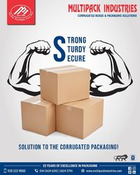 Packaging Box Company plays the game in Industrial packing & Shipping. Our strong & secure packing is made in varied designs and shapes to cater your all packaging requirements.