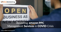 Times are tough. But, a business doesn't have to go through it all alone. A professional digital marketing agency can ease the path. There are certain metrics to be considered while setting bids for keywords to derive maximum benefits from Amazon Ma...