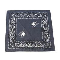 THIGHBRUSH® - Logo Bandana - Grey