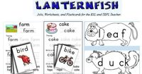 """HUGE Therapist Resource of the Week �€"""" Lanternfish - Pinned by"""