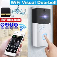 Bakeey Wireless Wifi HD Remote Monitoring Smart PIR IR Night Vision Cloud Storage Video Doorbell For Smart Home