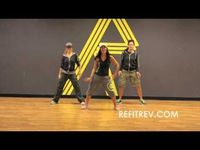 """REFIT Dance Fitness """"Chak Glassi"""" Bollywod Fusion 