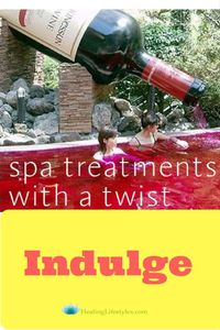 Spa Treatments With A Twist: 5 'giddy up' Treatments: