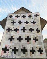 +++ great cross plus quilt
