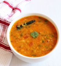 Green Garlic Dal