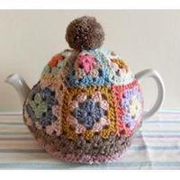 GRANNY SQUARE Tea Cosy...