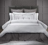 Etruria Embroidery Bedding by Dea Linens $398.00