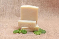 2 Bars Sinus Soother All Natural Soap Bar Plus Cedar Soap Saver With Gift Bag FREE SHIPPING $9.95