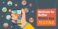 Testing a mobile app is necessary, so that you don't really launch an app filled with bugs to the store. It is mainly about giving your user the best possible experience.