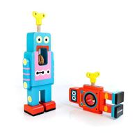 Robot Wooden Nut Cracker £10.99
