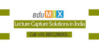 Edumix is very easy to use and it is the best lecture capture solutions in India. It is very suitable lecture capture software which has developed according to educational institutes requirements. Know more call: +91-885-128-6001 or visit https://www.edum...