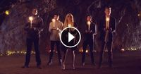 Pentatonix does it again with a stunning performance of the Christmas classic 'Mary Did You Know' which is sure to get you in the mood for Christmas!