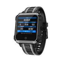 "XANES H7 1.54"" Color Touch Screen IP68 Waterproof Smart Watch Android Phone GPS Positioning Camera Heart Rate Monitor Fitness Smart Bracele"