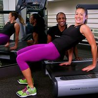 You can do more than run on the treadmill! 4 moves to try next time you're at the gym.