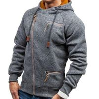 Casual Autumn Winter Fashion Cotton Zippered Mens Hoodies Sweatshirts,NEW,on Sale! More Info:https://cheapsalemarket.com/product/casual-autumn-winter-fashion-cotton-zippered-mens-hoodies-sweatshirts/