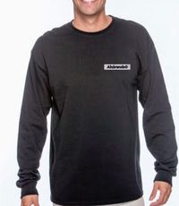 Adult Unisex 5.3 oz. Long-Sleeve T-Shirt by ALNBRANDS $15