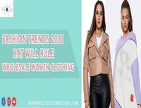Fashion Trends 2021 that will Rule Wholesale WomenClothing  Satisfy your shopping spree from our leading wholesale women's clothing brand and get on with the latest fashion. Read about the trends that will rule in 2021.  https://wholesaleconne...