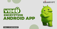 Download Video encryption android app from Google Play Store which has been developed by Edukrypt. It is very useful app to encrypt your video files. Using login id with passwords and it is using advanced technology for the security of your video files. K...
