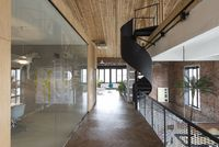 Image 1 of 30 from gallery of Garage Museum Headquarters / FORM. Photograph by Yuri Palmin