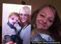 A young mother has made a touching video about the love of her life: her son. In the clip originally posted on GodTube, Lacey Buchanan displays a series of flashcards that tell her experience in dealing with stares, snide remarks and questions about her s...
