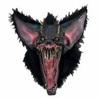 Gruesome Bat Mask https://costumecauldron.com