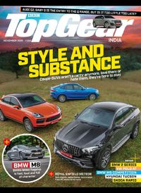 Buy TopGear November 2020 | Print Edition  Highlights of November Magazine  AUDI Q2, BABY Q IS THE ENTRY TO THE Q RANGE, BUT IS IT TOO LITTLE TOO LATE? BMW 2 SERIES BMW M5 COMPETITION HYUNDAI TUCSON SKODA RAPID BMWs latest flagship is fast, loud ...