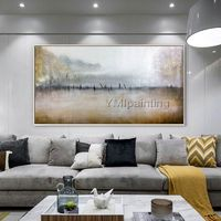 Abstract painting nordic style canvas painting cuadros abstractos acrylic painting on canvas Wall Art Pictures for living room home decor $89.00