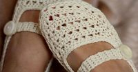 Crochet Slipper Pattern - Free Crochet Slipper Pattern | handmadeables | your-craft.co